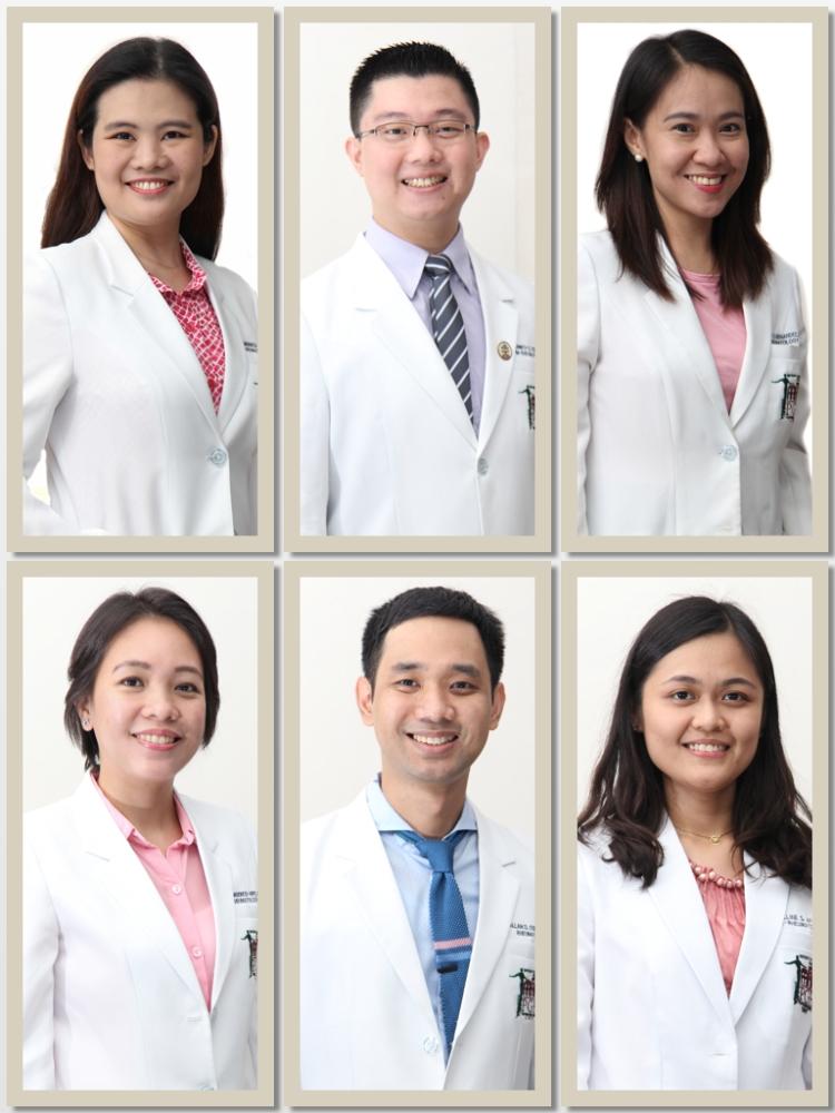 PGH Rheumatology Fellows 2014 (3/4)